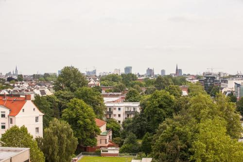 Aparion Apartments Hamburg photo 4
