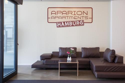 Aparion Apartments Hamburg photo 32