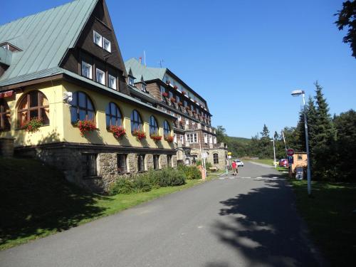 Hotel Tanecnica - Pustevny