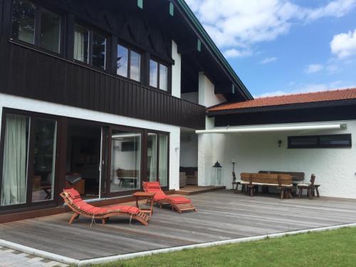 Ferienhaus Seehof - Hotel - Schliersee