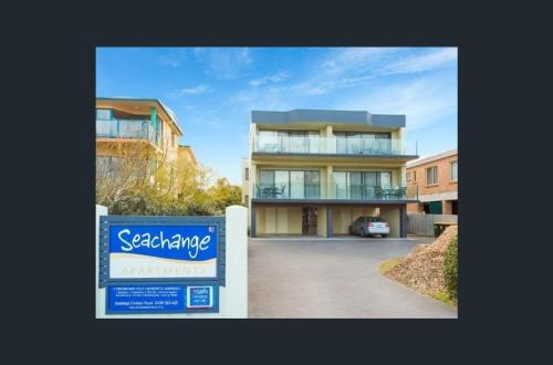 . Seachange Apartments Merimbula