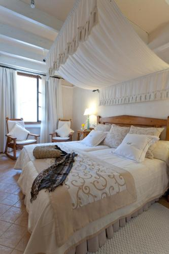 Large Single Room Son Sant Jordi - Turismo de Interior 3
