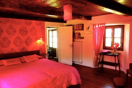 Bed & Breakfast Uvablu - Hotel - Trontano