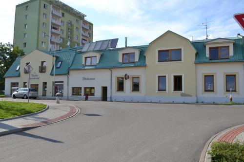 Hotel-overnachting met je hond in Penzion U Zámecké Zahrady - Lipník nad Bečvou