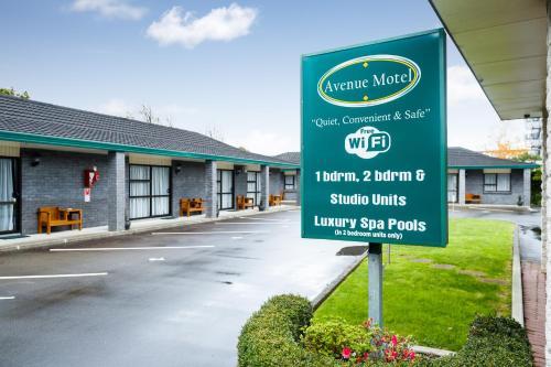 Avenue Motel Palmerston North - Accommodation