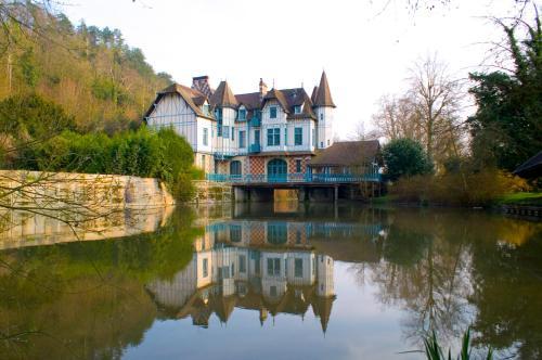 40 Route d'Amfreville-Sous-les-Monts, 27430 Connelles, France.