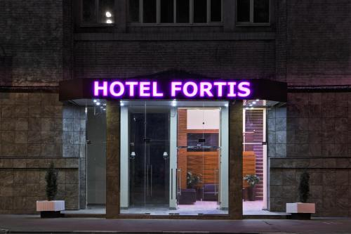 Hotel FORTIS HOTEL MOSCOW DUBROVKA