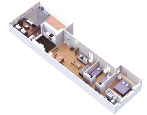 Bcn Paseo De Gracia Rocamora Apartment photo 197