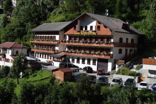 Hotel Alpenrose - Alleghe