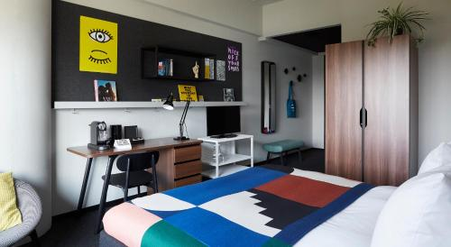 The Student Hotel Amsterdam City photo 29