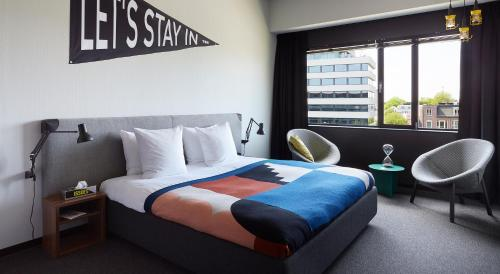 The Student Hotel Amsterdam City photo 12