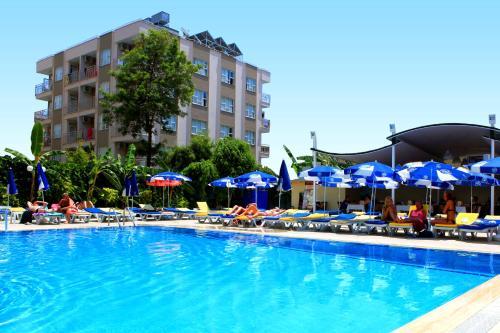 Alanya Perle Apart Hotel indirim
