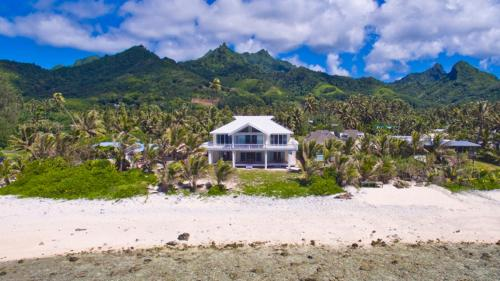 Seaside Beachfront Villas Rarotonga