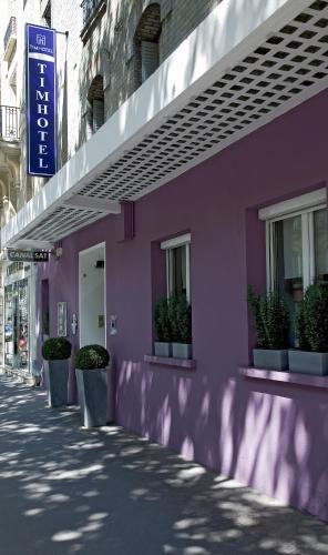 Timhotel Boulogne Rives de Seine photo 16