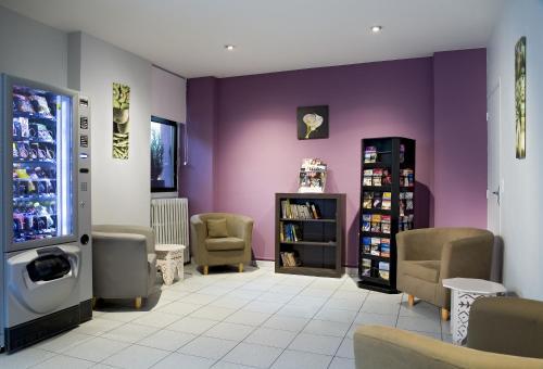 Timhotel Boulogne Rives de Seine photo 17
