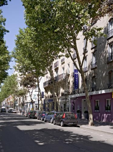 Timhotel Boulogne Rives de Seine photo 20
