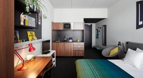 The Student Hotel Amsterdam City photo 14