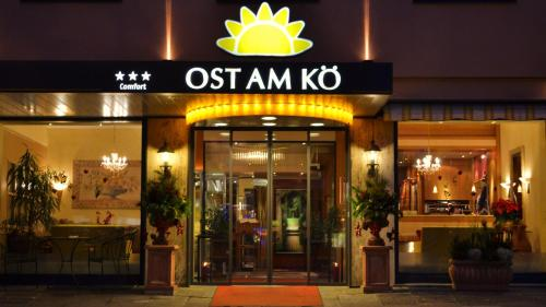 Hotel City Hotel Ost Am Ko
