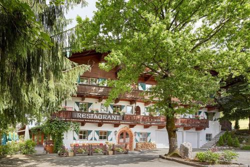 Landsitz Römerhof Kitzbühel