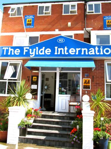 The Fylde International Guest House, Blackpool