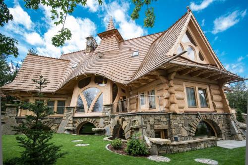 Villa Belweder - Accommodation - Zakopane