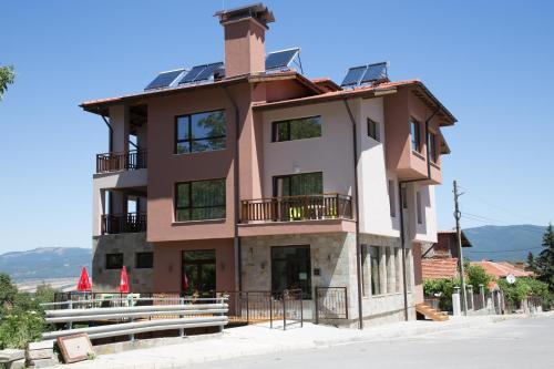 Sveti Nikola Family Hotel Sapareva Banya