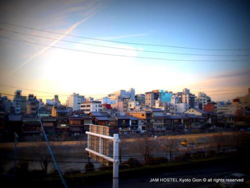京都祗園JAM旅舍
