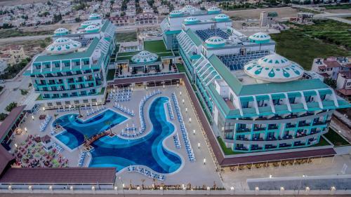 Boğazkent Sensitive Premium Resort & Spa yol tarifi