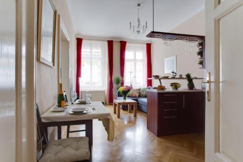Prague Siesta Apartments Bild 7
