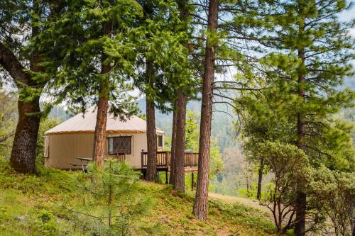 Yosemite Lakes Hillside Yurt 5 - Groveland, CA 95321