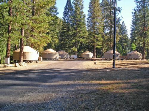 Yosemite Lakes Meadow Yurt 18 - Groveland, CA 95321