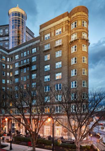 659 Peachtree Street Northeast, Atlanta, GA 30308, United States.