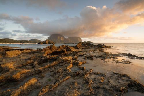 Old Settlement Beach, Lord Howe Island, NSW, 2898, Australia.