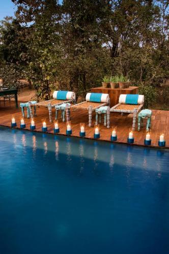 Baghvan Pench National Park   A Taj Safari Lodge