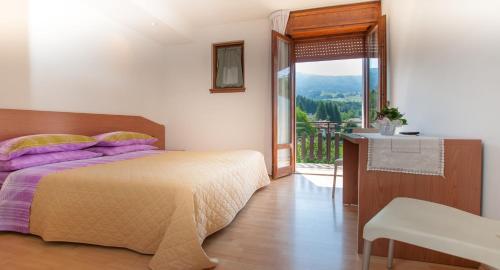 Accommodation in Comano Terme