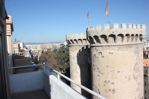 Hotel Torres de Valencia Apartments