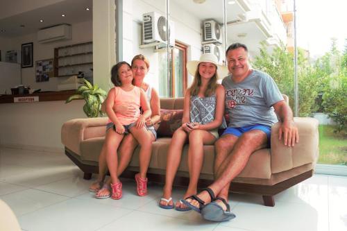 Fethiye Lidya City Hotel tatil