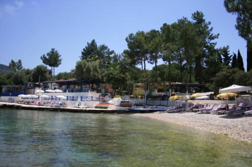 Kas Delos Beach Hotel ulaşım