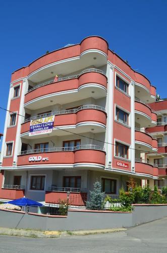 Trabzon Gold Apart rezervasyon