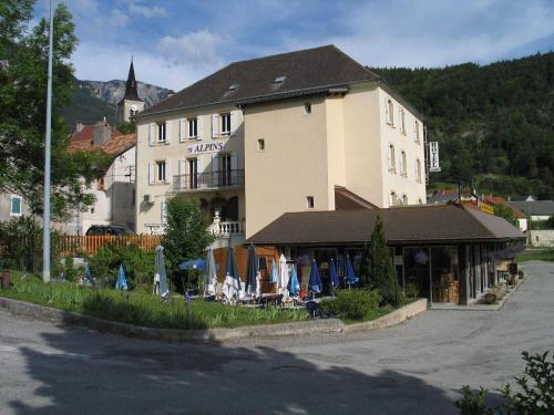 Accommodation in Saint-Julien-en-Beauchêne