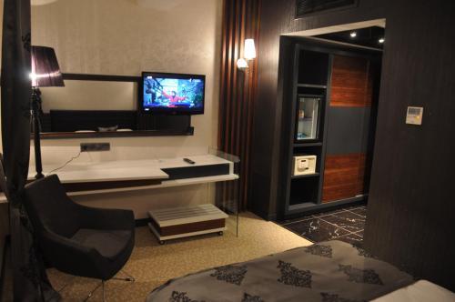 Erzincan Meva Hotel odalar