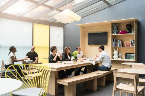 Novotel Suites Paris Nord 18ème photo 3