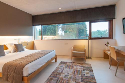 Double or Twin Room with Spa Access - single occupancy URH - Hotel Molí del Mig 5