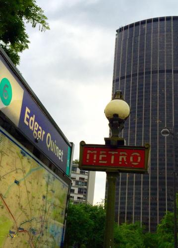 Hôtel Renoir Montparnasse photo 17