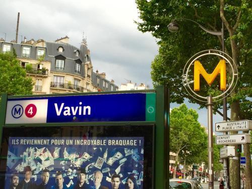 Hôtel Renoir Montparnasse photo 18