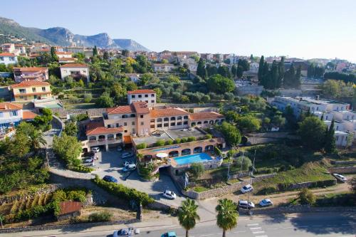 Accommodation in Vence