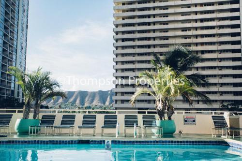 Waikiki Banyan Condos - FREE PARKING - Honolulu, HI 96815