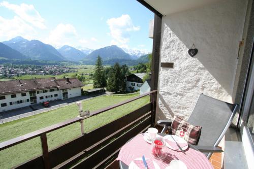 Ferienwohnung Alpenglück Jauchen Oberstdorf