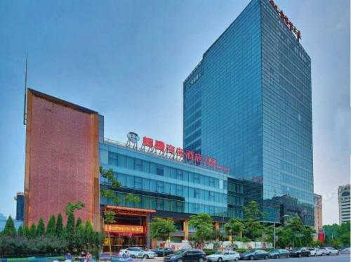 Huiteng Buisness Hotel impression