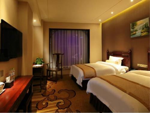 Huiteng Buisness Hotel photo 13